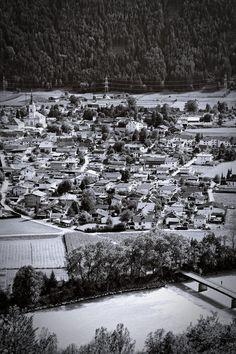 bwstock.photography  //  #village #Tyrol Black White Photos, Black And White, Free Black, Public, Photography, Outdoor, Outdoors, Photograph, Black N White