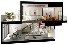 Résultats de recherche d'images pour « loft pequeño »