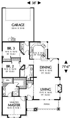 House Plan #321011 and Many Other Home Plans, Blueprints by Westhome Planners