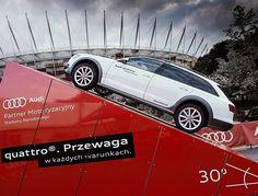 Innowacyjne technologie w samochodach Audi - galeria zdjęć