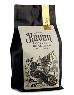 Creative Coffee Packaging Design for your Inspiration Branding And Packaging, Coffee Shop Branding, Black Packaging, Cool Packaging, Coffee Logo, Food Packaging Design, Beverage Packaging, Coffee Packaging, Packaging Design Inspiration