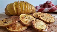 Heißluftfritteuse Rommelsbacher - knusprige Kartoffelrosette und Kartoffelchips mit Kreuzkümmel und Chili