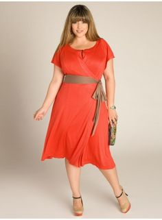 Kelsey Wrap Dress - I need this look from head to tizzoe.
