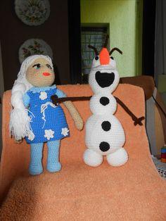 Eiskönigin- Elsa und Olaf September 2015
