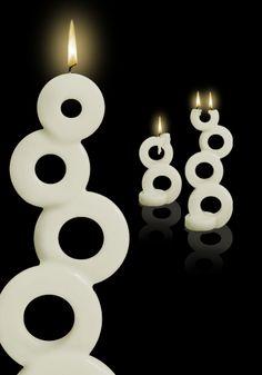 Acquista online Alusi candele di design | Alusi candela Soma L'Equilibrata Candela di Design