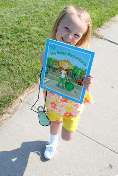 Delightful Learning: The Big Green Pocketbook {Before FI♥AR}