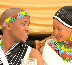 Vuyelwa and Bantu's Port Elizabeth Wedding