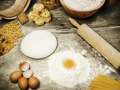 Základní recept na domácí těstoviny