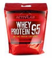 ActivLab Whey Protein 95 wysokiej jakości proteiny #activlab #whey #protein #bialko