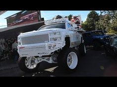 Cool Trucks @ the Sema Show on Day 2 from Truck Hero - YouTube