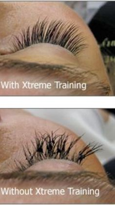 Xtreme Lash training makes all the difference for your lashes! If in Alaska check out COR Wax Lash & Cosmetics. ONLY 2 listed and certified Xtreme Lash specialists in Anchorage!