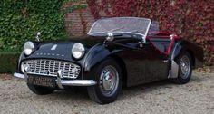 1958 Triumph TR3 A   Classic Driver Market