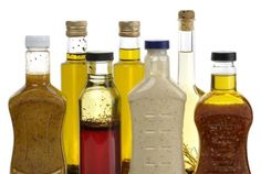 The most and least healthy salad dressings