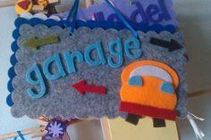 Targhette garage