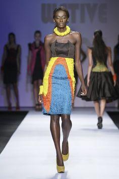 Wetive Nkosi - #MBFWJ 2012