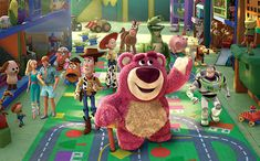 John Lasseter will direct 'Toy Story 4' for 2017