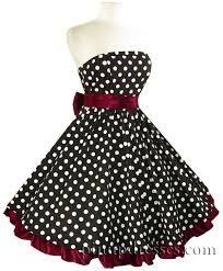 Bilderesultat for 50s style clothing