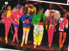 moda-decada-de los 80 - Buscar con Google