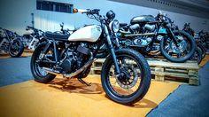 Baby brad Yamaha SR 500 by Koustom Motorcycles #SR500