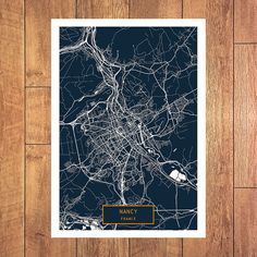 18 Best Italy Maps JT images | City maps, Large art, Map art