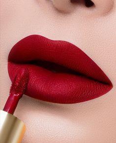 Red Lipstick Makeup Looks, Blue Lipstick, Lipstick Shades, Lipstick Colors, Red Lipsticks, Lip Makeup, Makeup Cosmetics, Lip Colors, Beauty Makeup