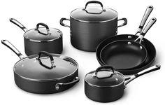 s Best Non Stick Cookware, Best Nonstick Cookware Set, Calphalon Cookware, Kitchen Cookware Sets, Cookware Sale, Kitchen Appliances, Kitchens, How To Make Caramel, Making Caramel