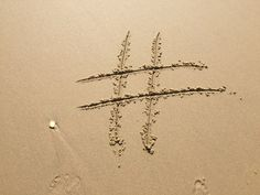 Hashtags are everywhere. They are used in advertising and marketing and appear on all social media platforms. Hashtags even appear in schoo. Marketing Digital, Social Media Tips, Social Media Marketing, Business Marketing, Business Hashtags, Affiliate Marketing, Online Marketing, How To Use Hashtags, Photography Hashtags