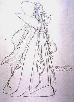 concept art for padme amidala - Google Search