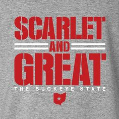 Scarlet and Great..
