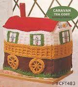 knitted caravan pattern