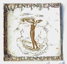 Wendingen Art Deco Magazine 1923 No 8 9 Shells Schelpennummer Schelpen   eBay