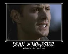 Dean Winchester!