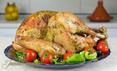 Curcan la cuptor Winter Holidays, Carne, Turkey, Cooking Recipes, Thanksgiving, Dishes, Chicken, Meat, Food