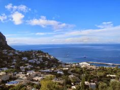 The Short and the Sweet of It: Capri