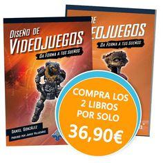Libros de creación de videojuegos en español