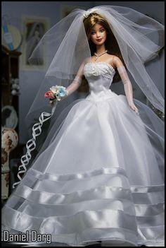 Millenium Wedding Barbie doll