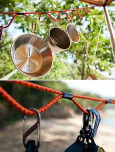 Ah, the art of glamping. Combining chic ideas with the outdoors, glamping is a way to have fun and be comfortable. Not quite camping yet not quite a s. Bushcraft Camping, Camping And Hiking, Camping Glamping, Camping Survival, Camping Life, Hiking Gear, Family Camping, Outdoor Camping, Beach Camping
