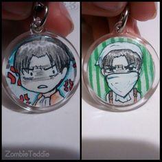 Cellphone strap gift for a friieeend (( #ztdraws #attackontitan #sketch #leviackerman #art #drawing #doodle #artstagram #chibi #instaart #cute #fanart #instadraw #patreoncreator  #patreonartist #traditionalart #anime #manga))