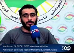 'I Wanted to Go Back to America': U.S. Citizen Who Went to Iraq to Join Islamic State Describes Why He Left the Terror Group