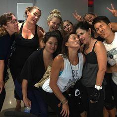 The best part of a #humpday workout is posting a group selfie. #coreplusfitness #oclife #wednesdayworkout #humpdaymotivation #fitfam #fitnesslifestyle #orangecounty #Fitness #workoutdone #gymlife #fitforlife #megaformer #lagreefitnessinstructor #gymlife #fitspo #done
