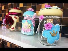 """Programa Arte Brasil - Angela Rocha - Quadro Maternidade """"Pássaros"""" em Biscuit Exibido - 18/02/2015 Nesta aula você aprende a fazer um lindo Quadro de Matern..."""