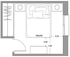 Standard residential staircase dimensions google search for Dormitorio 3x3