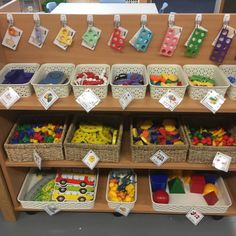 Decorating specific skills and toys 🌝 Maths Classroom Displays, Maths Display, Eyfs Classroom, Classroom Layout, Classroom Organisation, Maths Eyfs, Numeracy Activities, Nursery Activities, Preschool Classroom