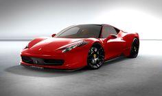 Ferrari 458 Italia  Limited Edition from Oakley Design