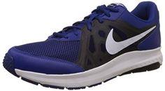 Nike Men's Dart 11 MslDeep Royal Blue, White, Black and WhiteRunning Shoes -10 UK/India (45 EU)(11 US)