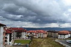 Clouds, Bansko, Bulgaria