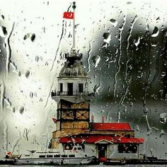 Maiden's Tower, Istanbul/Turkey
