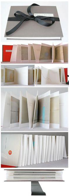 ,Why I Paint/Liz Davidson/artist book