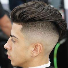 Top 10 Men's Undercut Hairstyles 2015 http://www.menshairstyletrends.com/top-10-mens-undercut-hairstyles/