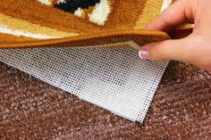 How To Stop Rugs Moving On Carpet Fixer Uppers Diy